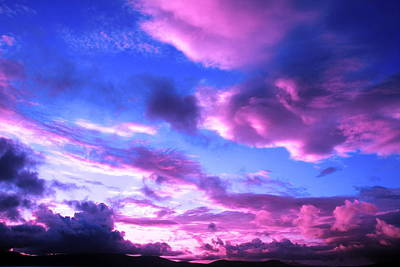 Photograph - Colorful Skies by Aidan Moran