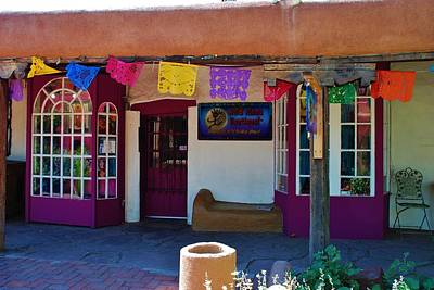 Photograph - Colorful Store In Albuquerque by Dany Lison