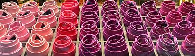 Photograph - Colorful Ties by Dany Lison