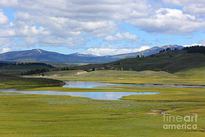 Photograph - Colorful Wyoming Landscape by Carol Groenen