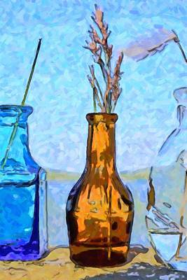 Colorfull Bottles Original by Tommytechno Sweden