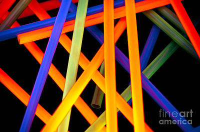 Coloring Between The Lines Art Print by Charles Dobbs