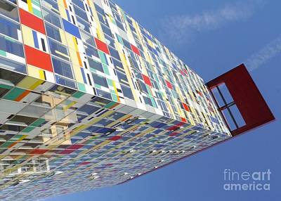Duesseldorf Photograph - Colorium1 by Denvie Green
