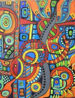 Coloroso #21 Art Print