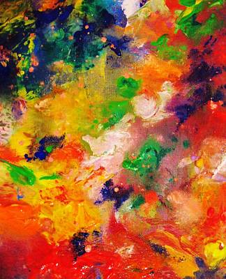 Painting - Colors 12-1 by Helen Kagan