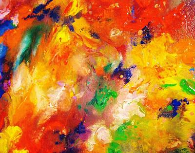 Painting - Colors 12-2 by Helen Kagan