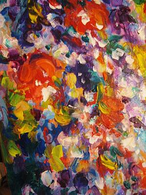 Painting - Colors 13 by Helen Kagan