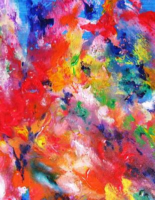Painting - Colors 17-2 by Helen Kagan