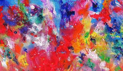 Painting - Colors 17-3 by Helen Kagan