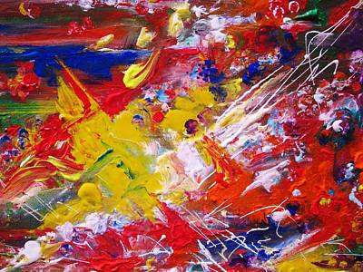 Painting - Colors 18-2 by Helen Kagan