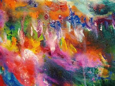 Painting - Colors 37 by Helen Kagan
