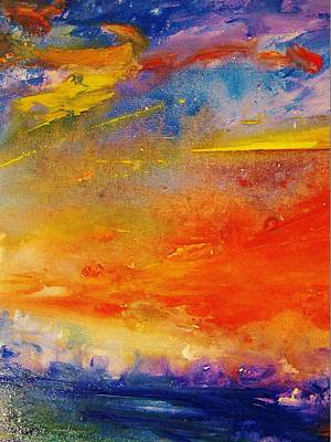 Painting - Colors 64 by Helen Kagan