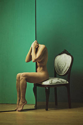 Hide Wall Art - Photograph - Colors And Nudes by Kalynsky