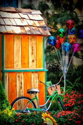Colors Galore Art Print by Tricia Marchlik