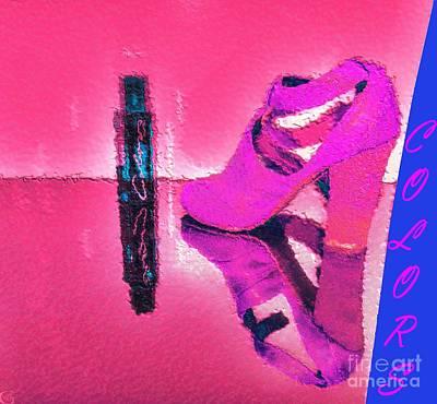 Colors Art Print by Liane Wright