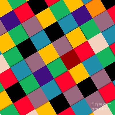Colors  Art Print by Mark Ashkenazi