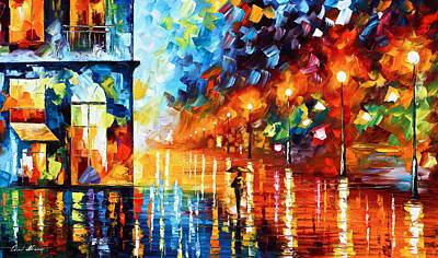 Colors Of Calmness Original by Leonid Afremov