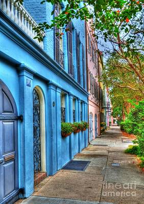Photograph - Colors Of Charleston 4 by Mel Steinhauer