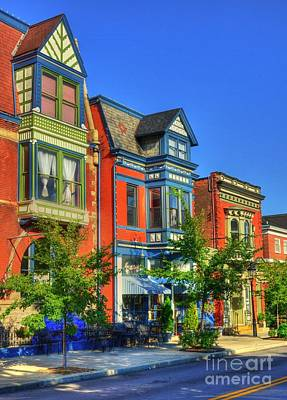 Photograph - Colors Of Covington 2 by Mel Steinhauer