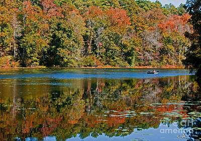 Photograph - Colors Of Fall by Sandra Clark