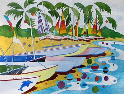 Painting - Colors Of Kauai by Sherri Bails