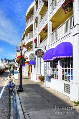 Photograph - Colors Of Mackinac Island by Mel Steinhauer