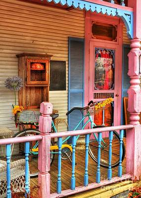 Metamora Photograph - Colors Of Metamora 1 by Mel Steinhauer