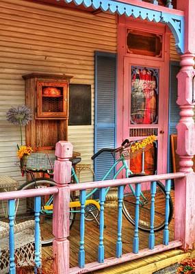 Metamora Photograph - Colors Of Metamora by Tri State Art