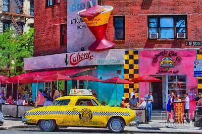 Colors Of New York Art Print