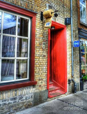 Water Closet Photograph - Colors Of Quebec 10 by Mel Steinhauer