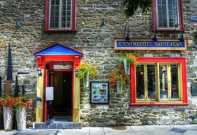 Photograph - Colors Of Quebec 11 by Mel Steinhauer