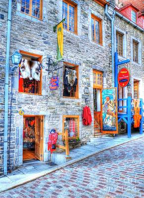 Colors Of Quebec Photograph - Colors Of Quebec 12 by Mel Steinhauer