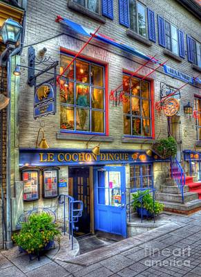 Photograph - Colors Of Quebec 3 by Mel Steinhauer