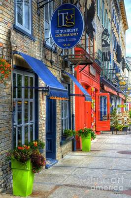 Colors Of Quebec Photograph - Colors Of Quebec by Mel Steinhauer