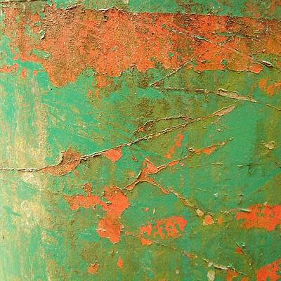 Photograph - Colors Of Rust by Florene Welebny