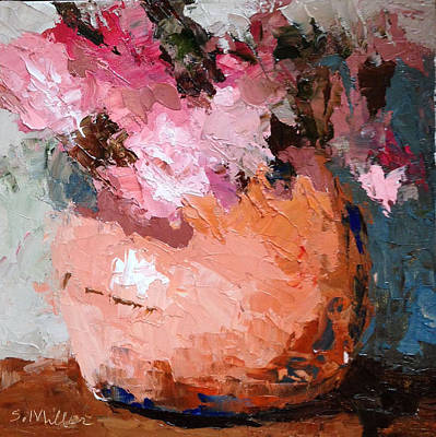 Painting - Colors Of Spring by Sylvia Miller