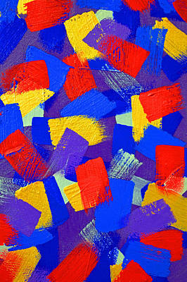Painting - Colors Of The Cloth 3 by David Clode