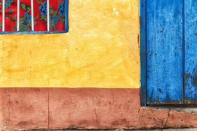 Colors Of Wall Art Print