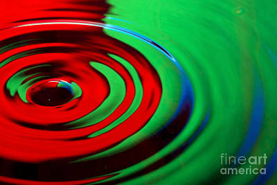 Photograph - Colors Of Water by Gunnar Orn Arnason