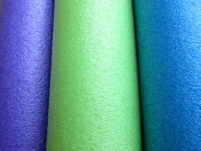 Colorscape Tubes A Art Print