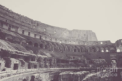 Photograph - Colosseo by Christina Klausen