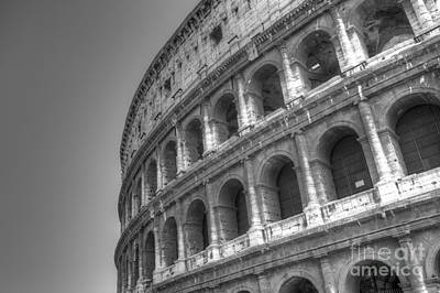 Photograph - Colosseum  by Alex Dudley