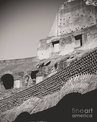 Photograph - Colosseum Archways II by Christina Klausen