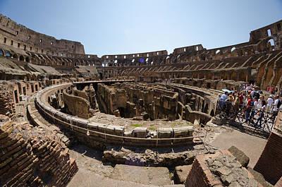 Photograph - Colosseum II by Pablo Lopez