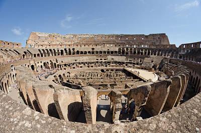 Photograph - Colosseum by Pablo Lopez