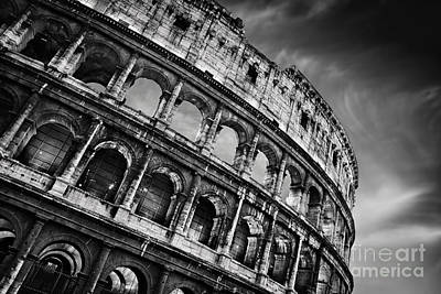 Colosseum Print by Rod McLean