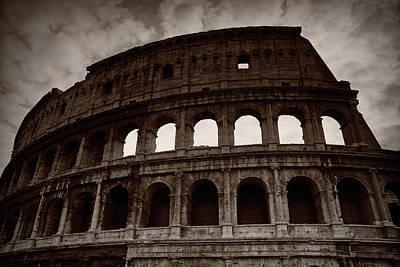 Colosseum Photograph - Colosseum by Stefan Nielsen