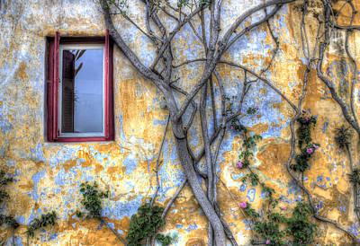 Photograph - Colourfull House by Radoslav Nedelchev