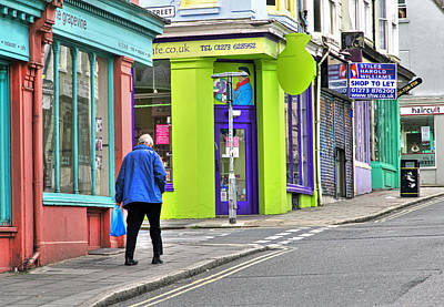 Photograph - Colours Of Brighton by Keith Armstrong