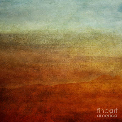 Colours Of The Fall Art Print by Priska Wettstein